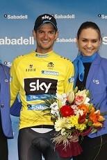 El holandés Wouter Poels (Sky), ganador de la Volta.