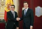 El próximo 2 de marzo se celebrará el debate de investidura de Pedro Sánchez.