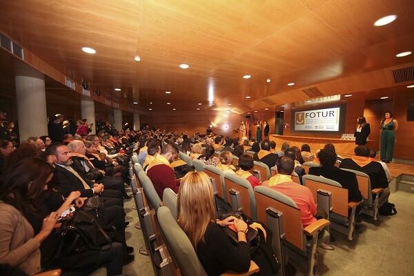 FOTUR celebra la IX edición de sus Premios y la XLI gala de empresarios del sector turístico.
