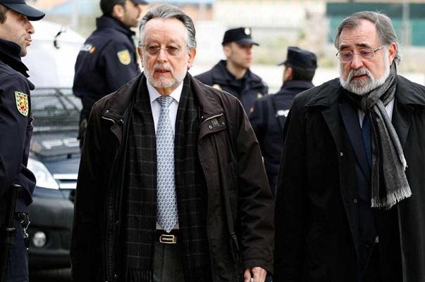 Grau afirma que Urdangarin se reunió con Rita Barberá para hablar de los foros Valencia Summit.