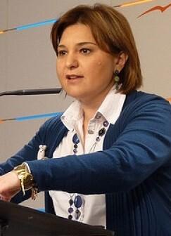 Isabel Bonig.