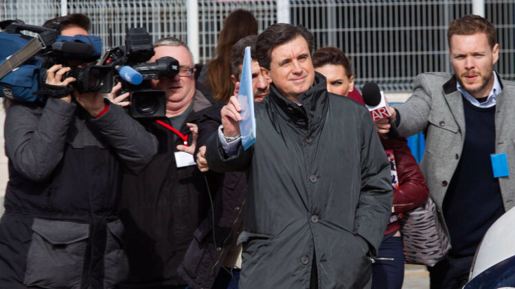 Jaume Matas asume 'su responsabilidad' por haber dado la orden inicial de contratar a Urdangarin.