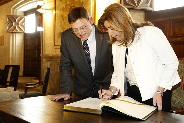 La Comunitat Valenciana y Andalucía piden la condonación del FLA no recibido por la infrafinanciación de los territorios.