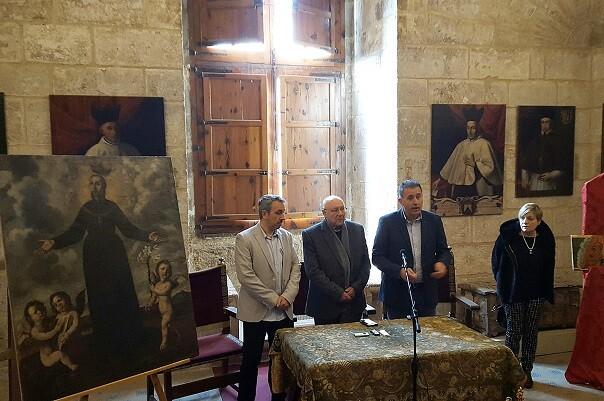 La Diputación de Castellón recupera dos óleos de los siglos XVI y XVII de la Catedral de Segorbe.