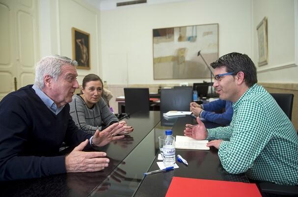 La Diputación hablará con la Agencia Valenciana de Turismo sobre el futuro del histórico molino de arroz de Sueca (Foto-Abulaila)
