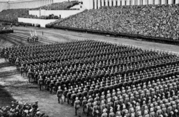 La Filmoteca presenta el clásico del cine documental de propaganda 'El triunfo de la voluntad'.