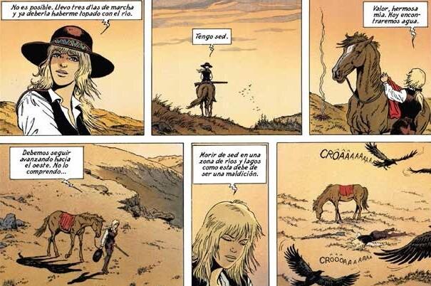 La aventura es la aventura cuando hablamos de cómics.