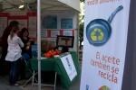 La campaña de recogida de aceite doméstico de Aigües de l'Horta impide la contaminación de más de 6 millones de litros de agua.
