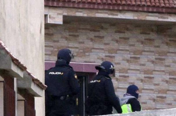 La detención de una nueva persona sube a siete en número de presuntos terroristas detenidos.