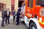 Los bomberos de Ontinyent mejoran su parque móvil con la compra de una autobomba.