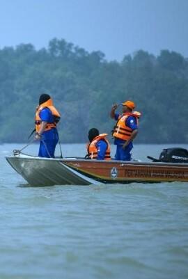 Los naufragios son habituales en el sudeste asiático, particularmente en el estrecho de Malasia. (Fuente-The Star).