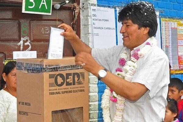 BOLIVIA JUSTICIA