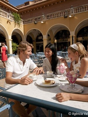 Los visitantes internacionales gastarón en la Comunitat un total de 5.606 millones de euros.