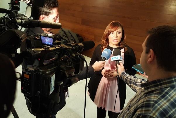 Mari Carmen Sánchez Ciudadanos pedirá responsabilidades políticas porque la corrupción ha calado en las raíces del PP.