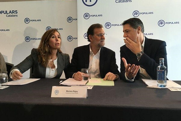 Mariano Rajoy asegura que atenderá a Sánchez como 'se merece'.