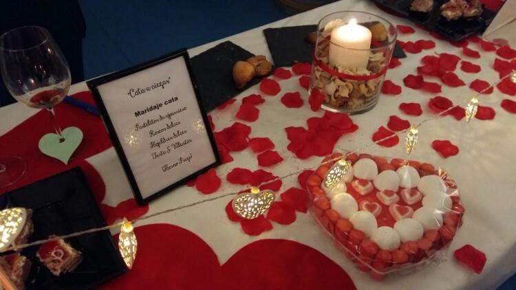 Maridaje San Valentín II