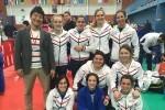 Nueva temporada de victorias para el club de judo patrocinado por la Diputación de Valencia.