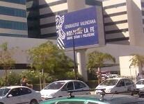 Nuevo hospital La Fe.