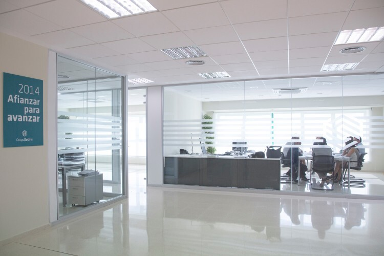 Oficinas Grupo Sothis