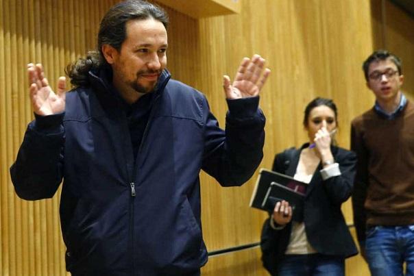 Pablo Iglesias le dice a Sánchez que la prepotencia es mala para negociar.