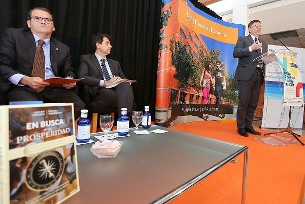 Puig insta a la apertura de un debate 'urgente y necesario' sobre la economía española para superar el 'cortoplacismo'.