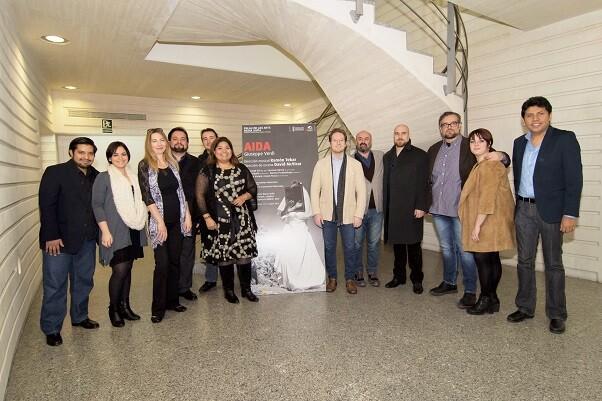 Ramón Tebar debuta como Principal director invitado de Les Arts con 'Aida', de Verdi.