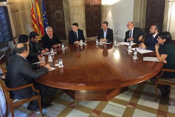 Ribó reitera la apuesta municipal de 'hacer de Valencia una ciudad laboratorio de la innovación social'.