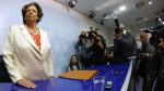 Rita Barberá s'ha defensat de les informacions que la vinculen amb el cas Imelsa. / JUAN CARLOS CÁRDENAS / EFE