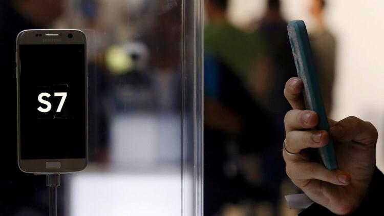 Samsung ha mostrado su nuevo modelo, el Galaxy S7