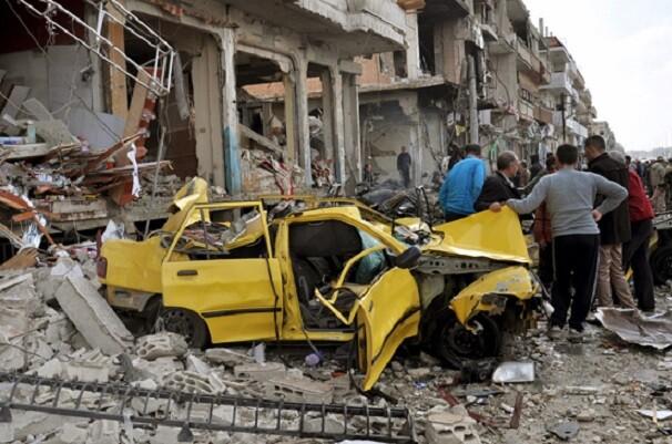 Se incrementa la cifra de muertos a más de 140 tras los atentados de ayer en Seria.
