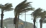 Se mantiene la alerta amarilla en Castellón por fuertes vientos.