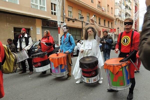 Se presenta la VI edición del Carnaval de Russafa Cultura Viva 2016.