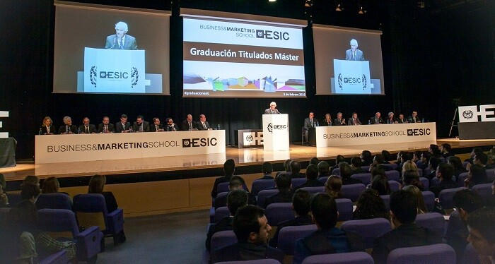 Simón Reyes Martínez Cordova. Director de ESIC Business&Marketing School.