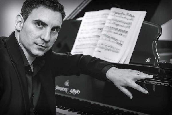 Trío Vanguardia y Carles Marín interpretan en el Palau cuartetos para piano de Mozart y Brahms.
