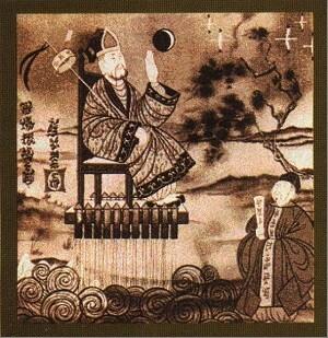 Un interesante viaje a la antigua China para conocer los secretos de su astronomía.