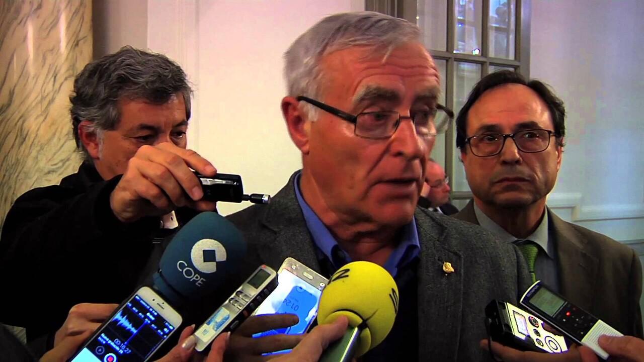 Joan Ribó considera que l'actitud del govern central és un boicot intencionat a la ciutat de València