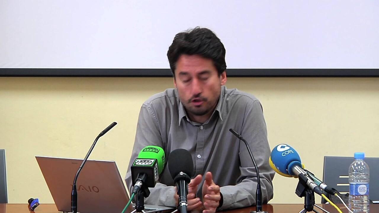 Jordi Peris ha informat sobre la consulta ciutadana d'inversions