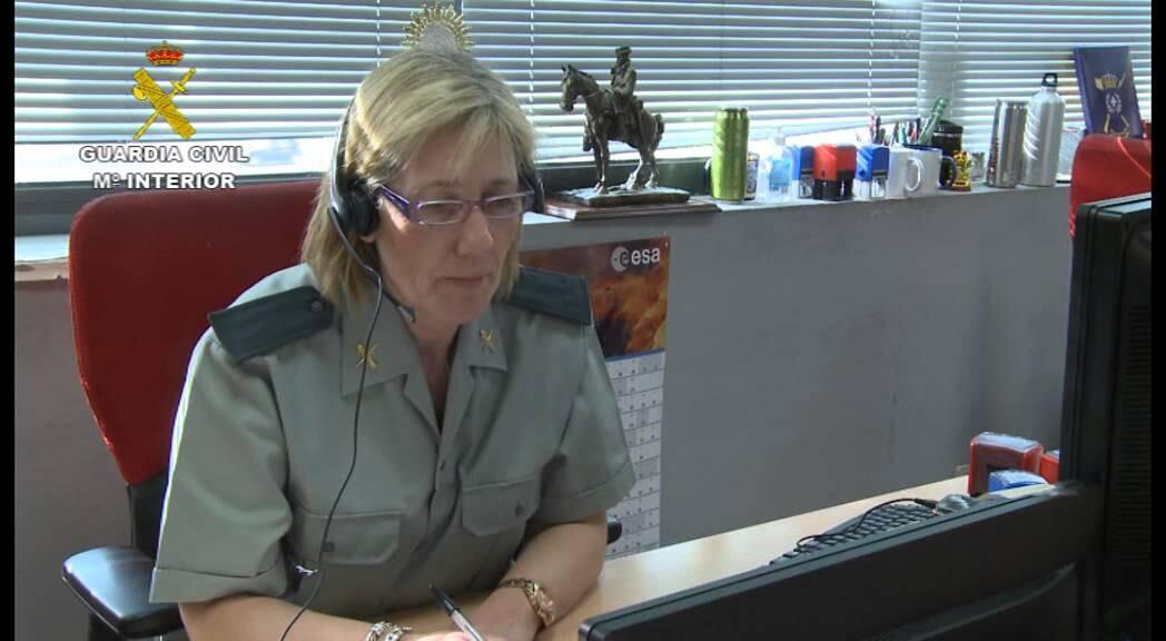 La Guardia Civil detuvo a 226 personas durante 2015 por delitos relacionados con las Tecnologías de la Información y de las Comunicaciones