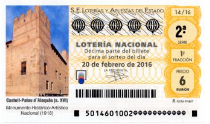 loteria nacional,sorteo,Primer Premio,Segundo Premio