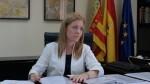 La secretària autonòmica d'Hisenda de la Generalitat Valenciana, Clara Ferrando, en una imatge d'arxiu . / GENERALITAT