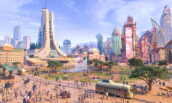 ZOOTOPIA. ©2016 Disney. All Rights Reserved.