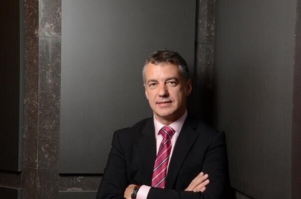 Íñigo Urkullu (PNV), repetirá como candidato a lehendakari en las elecciones vascas.