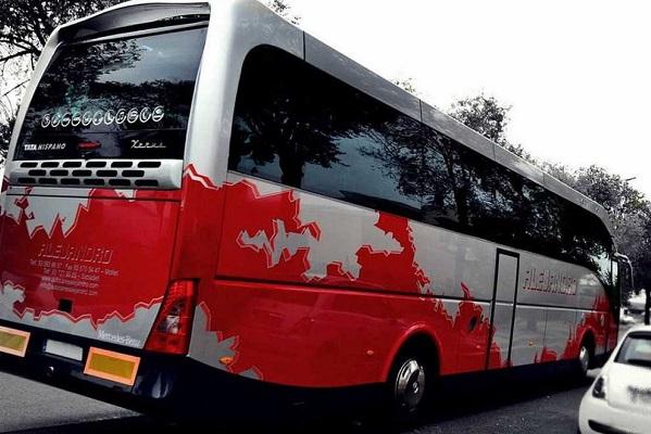 14 personas perdieron la vida al chocar un autocar con un coche en la AP-7 en Tarragona.