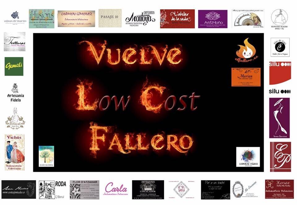 5ª edicion Feria Low Cost fallera en el Ateneo Mercantil de Valencia (2)