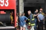 50 personas desalojan un edificio en Callosa de Segura ante la posibilidad de derrumbe.