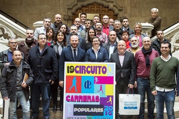 Buñol, incluido en el XIX Circuito de carreras populares de la Diputación de Valencia  (Foto-Abulaila)