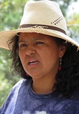 Cáceres, de 40 años, fue asesinada en la población de La Esperanza.