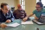 Carpesa solicita a la Concejalía de movilidad sostenible acabar con el tráfico oportunista en la pedanía.