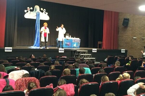 Cerca de 3.000 alumnos participan en las campañas educativas organizadas por Hidraqua para conmemorar el Día Mundial del Agua.