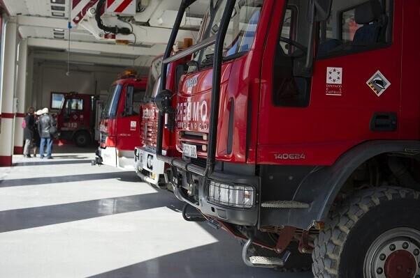 Cerca de 700 personas  fueron desalojadas de un hotel de Castellón por un incendio.
